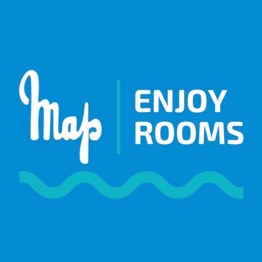 Map Enjoy Rooms